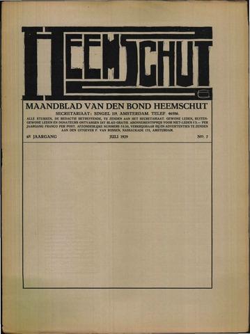 Heemschut - Tijdschrift 1924-2018 1929-07-01