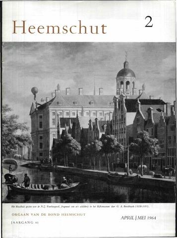 Heemschut - Tijdschrift 1924-2018 1964-04-01