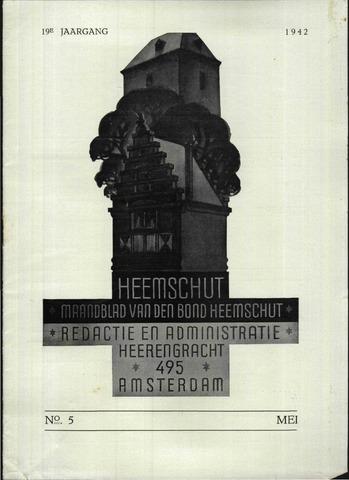 Heemschut - Tijdschrift 1924-2018 1942-05-01