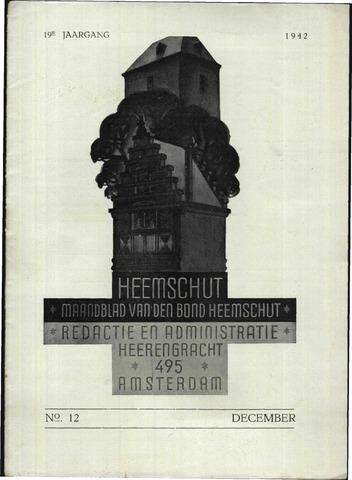 Heemschut - Tijdschrift 1924-2018 1942-12-01