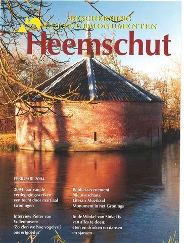 Heemschut - Tijdschrift 1924-2018 2004-02-01