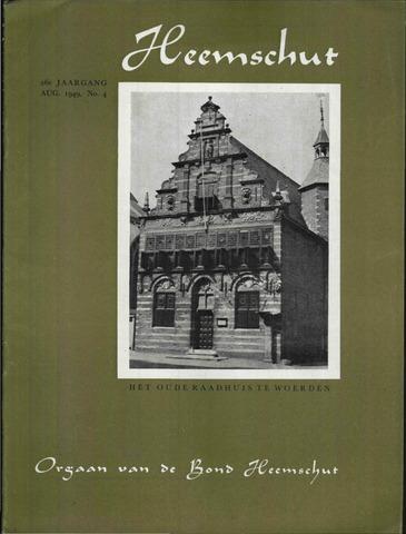 Heemschut - Tijdschrift 1924-2018 1949-08-01