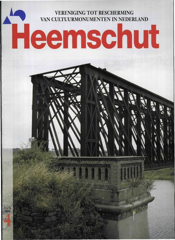 Heemschut - Tijdschrift 1924-2018 1993-08-01