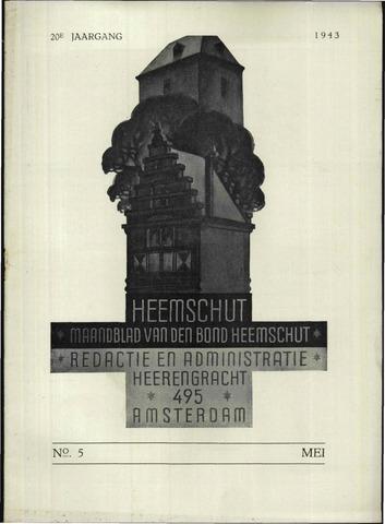 Heemschut - Tijdschrift 1924-2018 1943-05-01