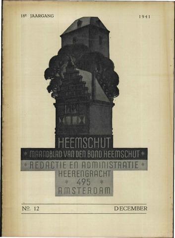 Heemschut - Tijdschrift 1924-2018 1941-12-01