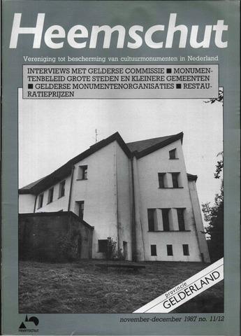 Heemschut - Tijdschrift 1924-2018 1987-11-01