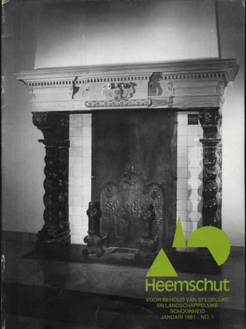 Heemschut - Tijdschrift 1924-2018 1981-01-01
