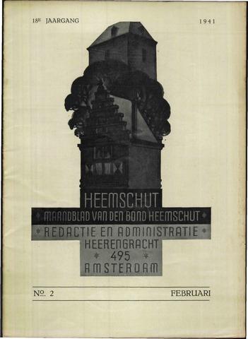 Heemschut - Tijdschrift 1924-2018 1941-02-01