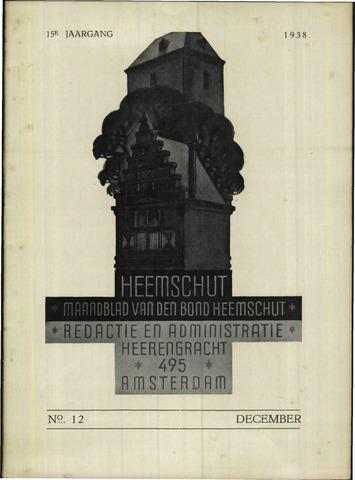 Heemschut - Tijdschrift 1924-2018 1938-12-01