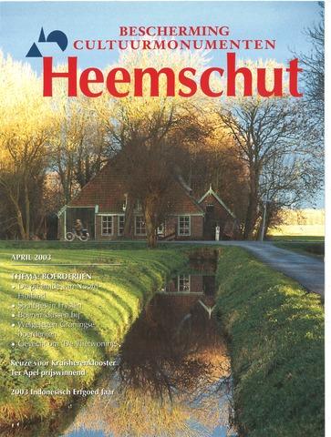 Heemschut - Tijdschrift 1924-2018 2003-04-01