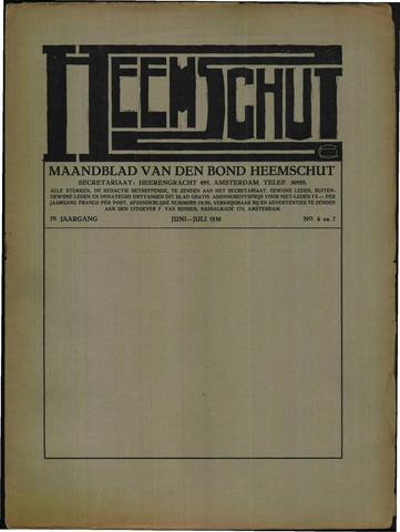 Heemschut - Tijdschrift 1924-2018 1930-06-06