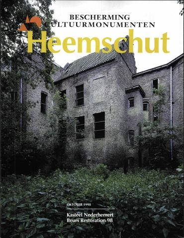 Heemschut - Tijdschrift 1924-2018 1998-10-01