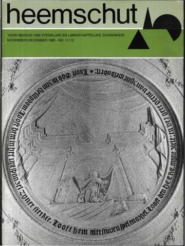 Heemschut - Tijdschrift 1924-2018 1980-12-01