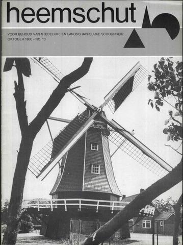 Heemschut - Tijdschrift 1924-2018 1980-10-01