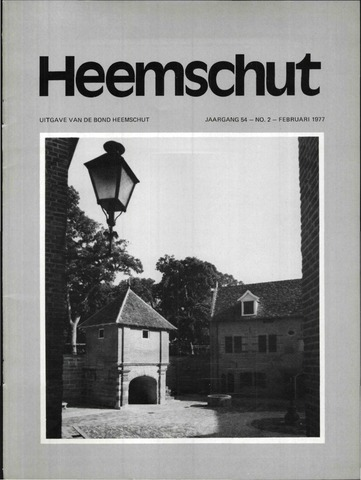 Heemschut - Tijdschrift 1924-2018 1977-02-01