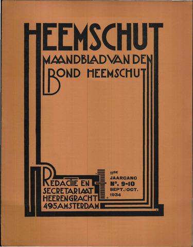 Heemschut - Tijdschrift 1924-2018 1934-09-01