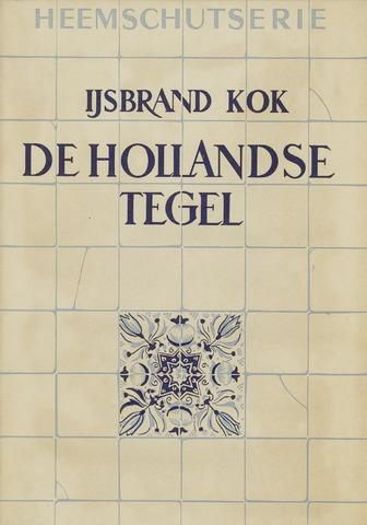 Heemschutserie - Boekje 1941-1954 1949-07-01