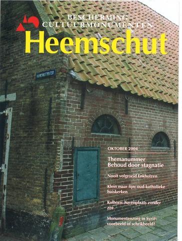 Heemschut - Tijdschrift 1924-2018 2004-10-05
