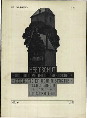 Heemschut - Tijdschrift 1924-2018 1941-06-01