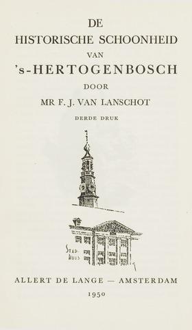 Heemschutserie - Boekje 1941-1954 1950-01-08