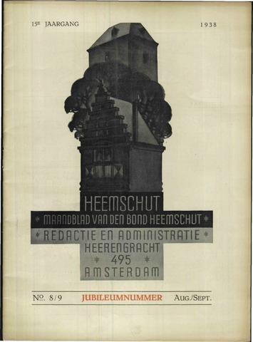 Heemschut - Tijdschrift 1924-2018 1938-08-01