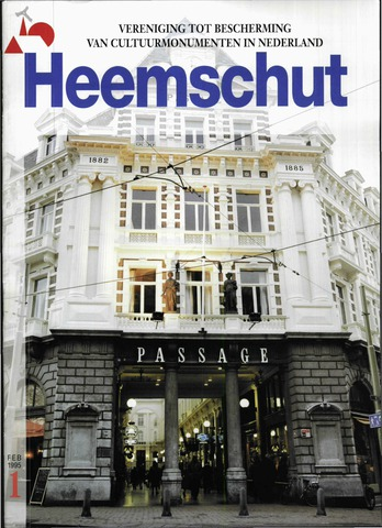 Heemschut - Tijdschrift 1924-2018 1995-02-01