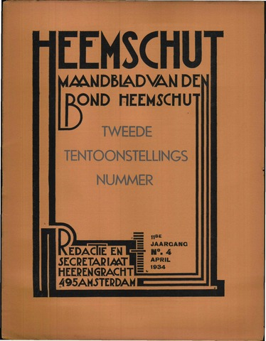 Heemschut - Tijdschrift 1924-2018 1934-04-01
