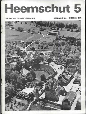 Heemschut - Tijdschrift 1924-2018 1971-10-01