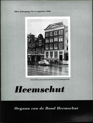 Heemschut - Tijdschrift 1924-2018 1956-08-01