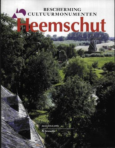 Heemschut - Tijdschrift 1924-2018 1999-08-01
