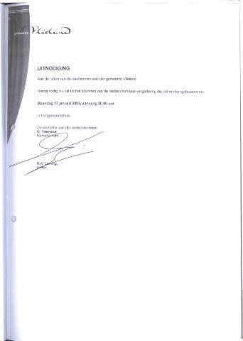 Raadsnotulen 2005