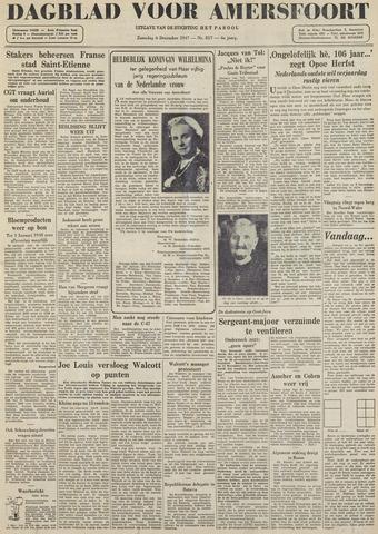 Dagblad voor Amersfoort 1947-12-06