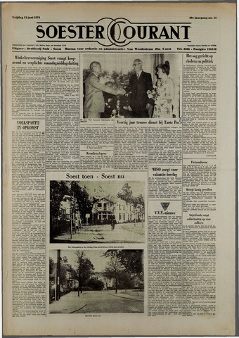Soester Courant 1971-06-11