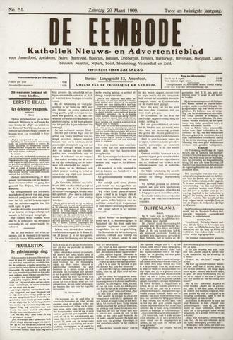 De Eembode 1909-03-20