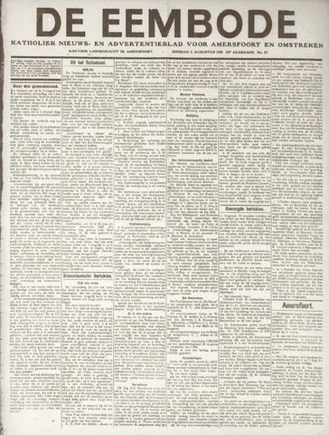 De Eembode 1918-08-06