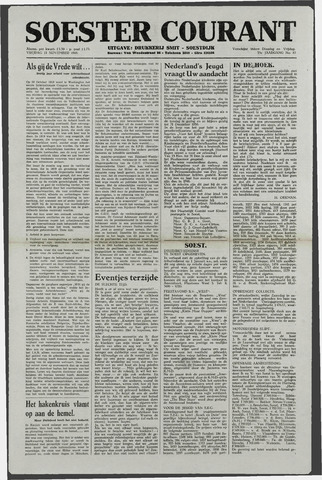 Soester Courant 1949-11-11