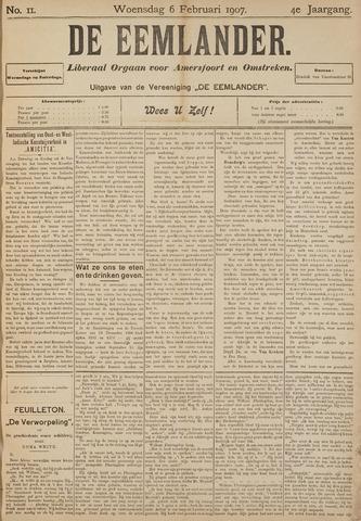 De Eemlander 1907-01-06