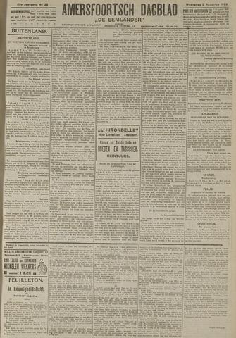 Amersfoortsch Dagblad / De Eemlander 1923-08-08
