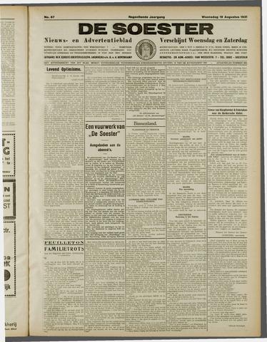 De Soester 1931-08-19