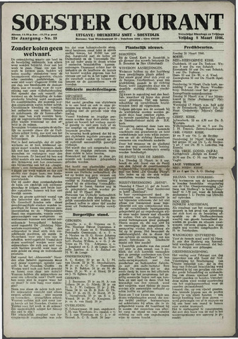 Soester Courant 1946-03-08