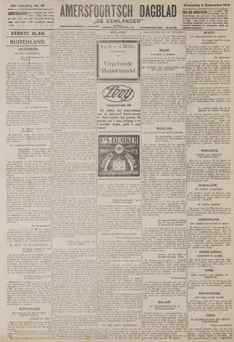 Amersfoortsch Dagblad / De Eemlander 1926-09-08