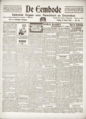 De Eembode 1930-03-14