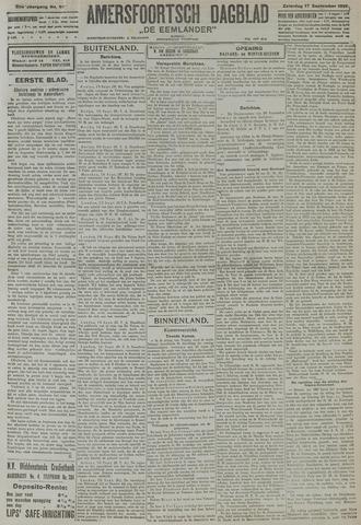 Amersfoortsch Dagblad / De Eemlander 1921-09-17