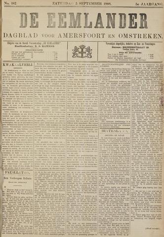 De Eemlander 1908-09-05