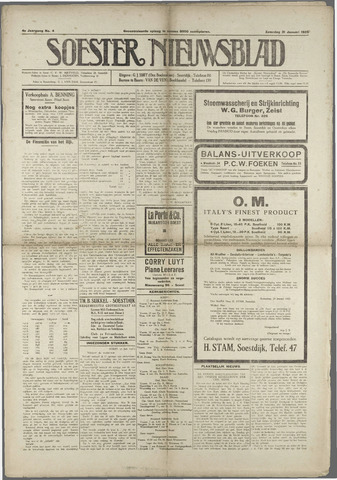 Soester Courant 1925-01-31