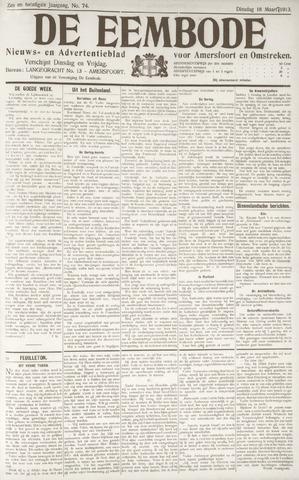 De Eembode 1913-03-18
