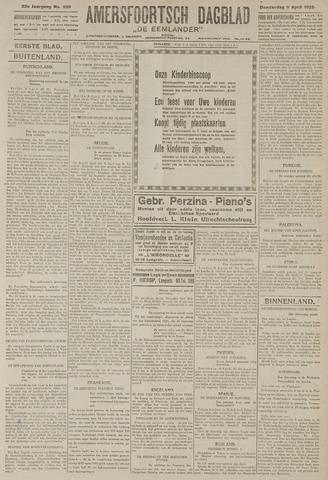 Amersfoortsch Dagblad / De Eemlander 1925-04-09