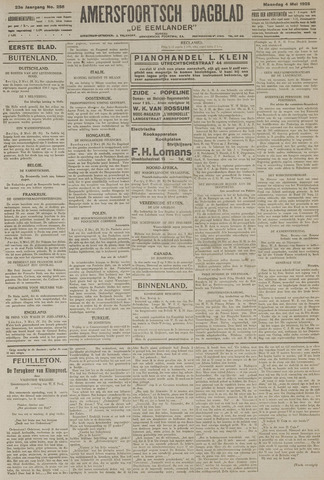 Amersfoortsch Dagblad / De Eemlander 1925-05-04