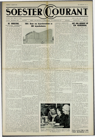 Soester Courant 1963-03-01