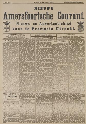 Nieuwe Amersfoortsche Courant 1909-12-24